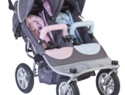 Valco Baby Twin Tri Mode Boy Meets Girl stroller