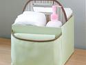 Great diaper & wipes caddy