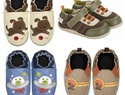 New Robeez baby shoes for spring