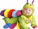 Baby Halloween Costume: little bug baby!