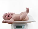 How big was the biggest baby ever born?