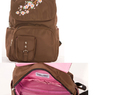 Backpacks as diaper bags