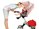 Beat the heat in style with the Stokke Xplory Summer Kit