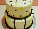 Baby cake eye candy