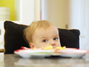 Dealing with a picky eater? Don't worry, your tot won't starve