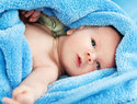 Do newborns need a regular bath?