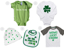 Dress up your little leprechaun for St. Patrick's Day