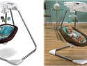 Fisher-Price baby and DwellStudio