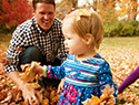 Fall baby photo shoot ideas that aren't completely cheesy