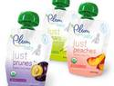 Plum Organics 100% organic fruit purees
