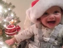 Keep the holidays going with this funny Christmas baby video