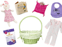 7 Ideas for baby's Easter basket