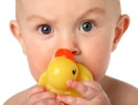 Mom 101: Mildew-free bath toys