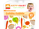 Organic baby food for your lil' foodie's first Thanksgiving feast