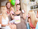 Party time: Fun baby shower games