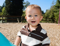 Playground safety for baby and toddler