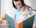 Read to baby from birth — and even before
