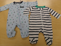 Recalled: Baby footed coveralls from Carter's