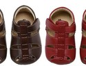 Safe baby sandals for summer