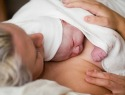 Skin-to-skin during your cesarean