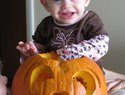Halloween party safety for toddlers and babies