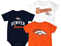 Super Bowl 2014: Denver Broncos baby gear