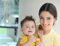 The first year: Nanny, in-home day care or child-care center?