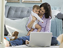 5 Must-haves for working at home with baby